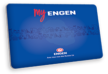 Carte My Engen